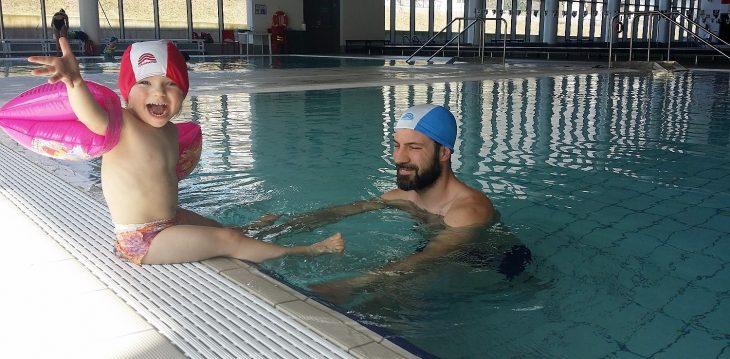 La nuova piscina a Borgo Valsugana  Il Trentino dei Bambini