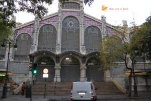 Plaza del Mercado e Borsa della Seta