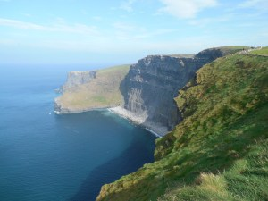 Cliffs of moher Dublino
