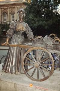 Statua di Molly Malone DUblino