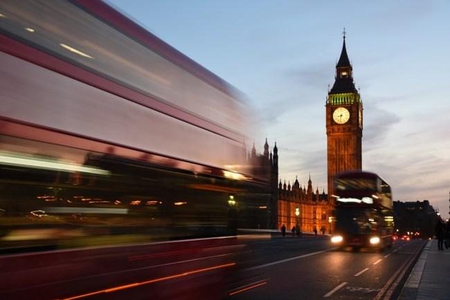 Mezzi trasporto Londra