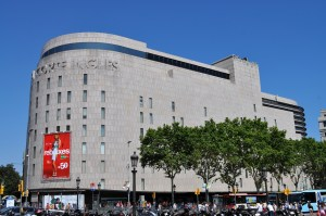 El Corte Inglés Barcellona