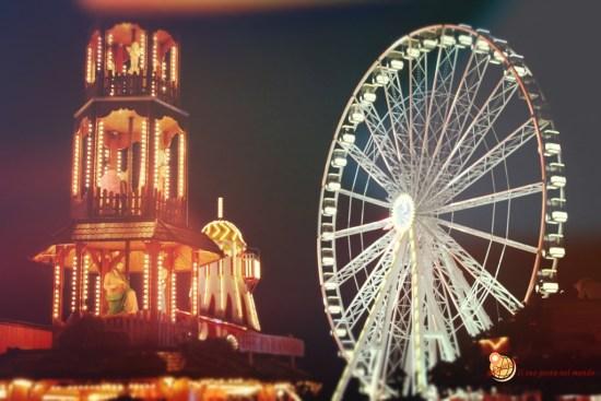 Winterville Londra dicembre