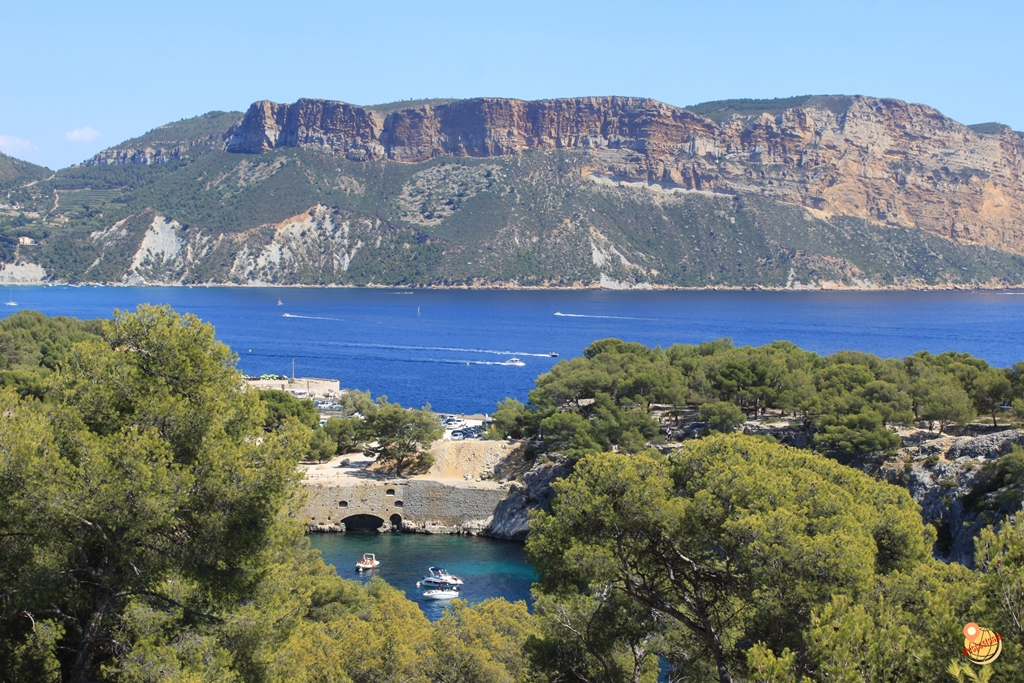 Les Calanques estate Provenza
