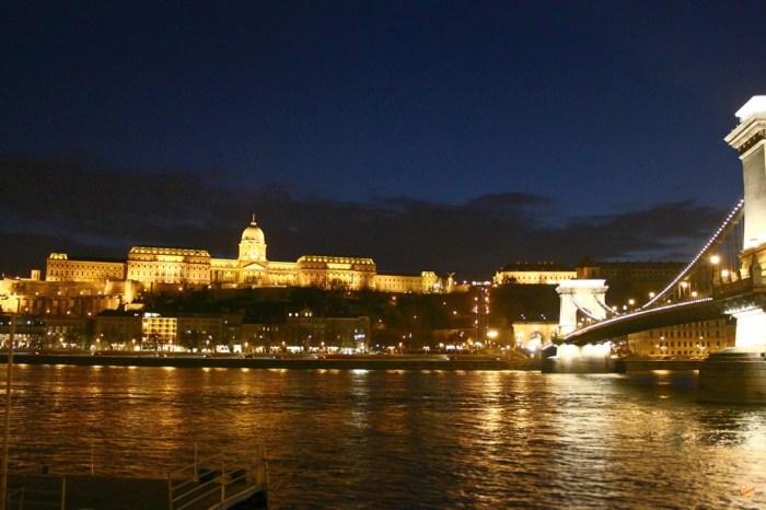 Castelo di Buda Budapest