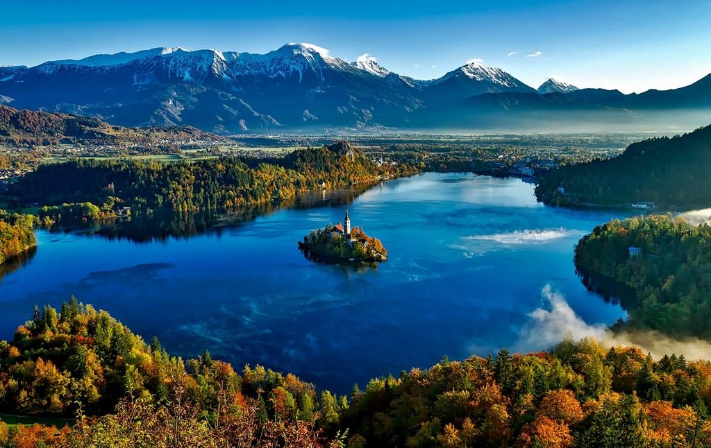 Lago di Bled in Slovenia e Gola del Vintgar - cosa vedere e come arrivare