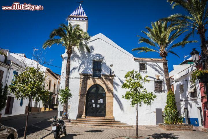 La citt vecchia di Marbella Spagna   Foto Marbella