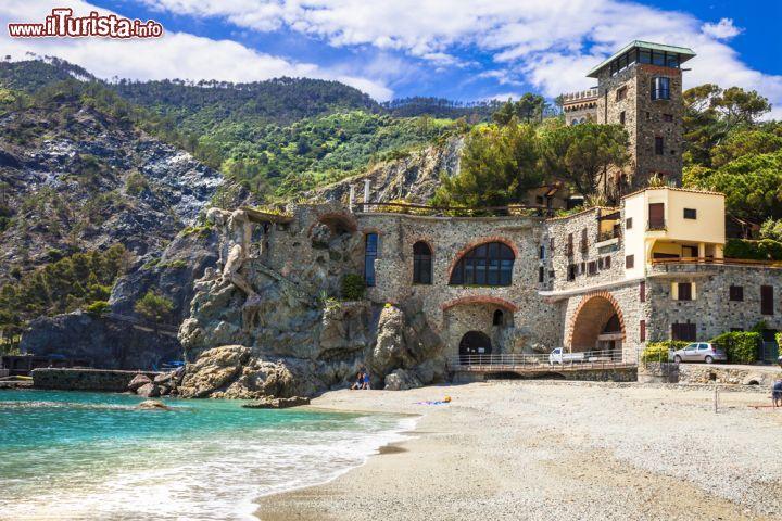 Monterosso al Mare Liguria Italia  Caratteristica   Foto Monterosso al Mare
