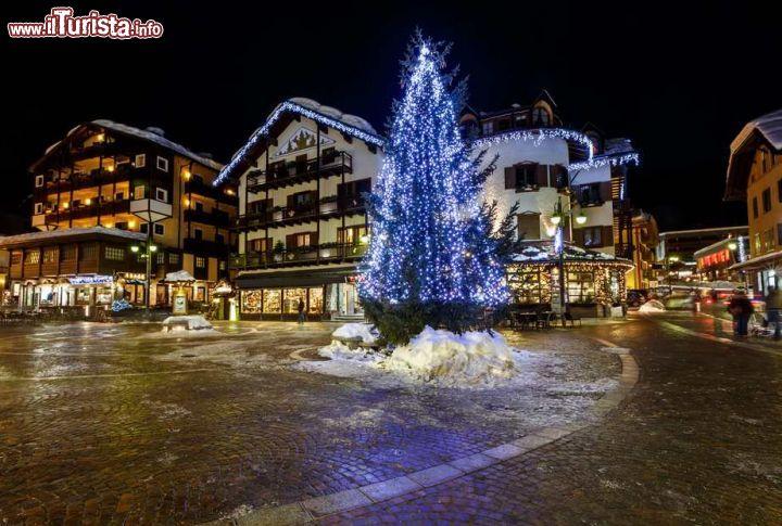 Natale a Madonna di Campiglio in Trentino     Foto