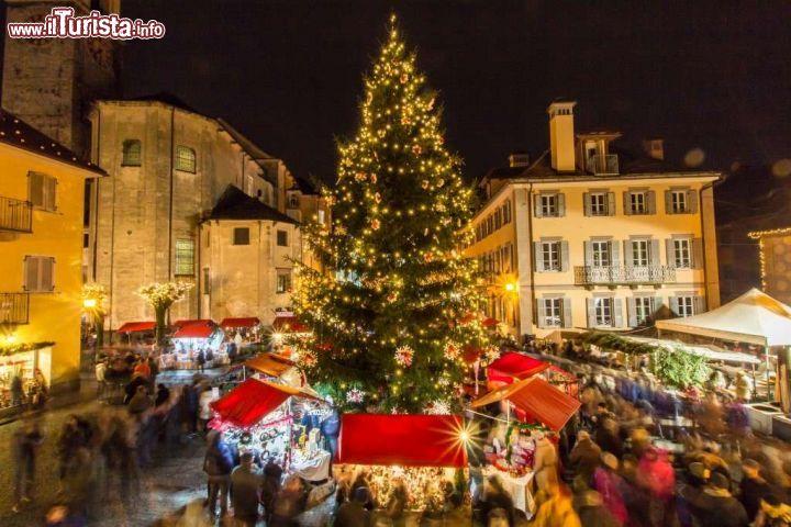 I mercatini di Natale a Santa Maria Maggiore in Piemonte