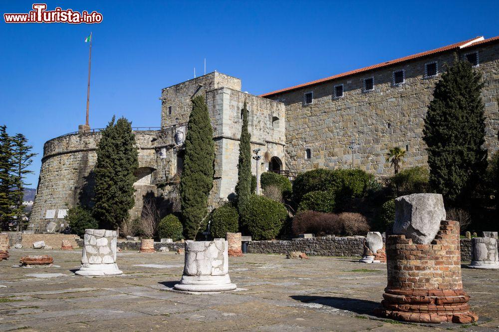 Tour dei castelli a Trieste e dintorni