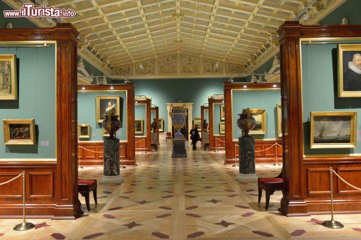Interno del museo pi antico del mondo   Foto San