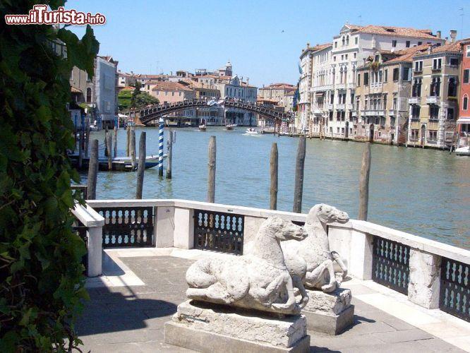 La Terrazza panoramica Marino Marini   Foto Venezia Collezione Peggy Guggenheim