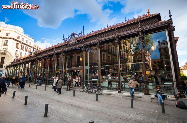 Mercado de San Miguel Madrid  Cosa vedere guida alla visita