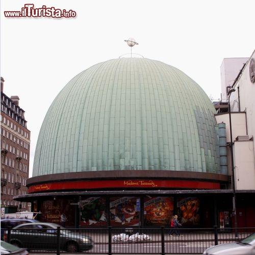 Lo Stardome del museo delle cere di Madame Tussauds   Foto Londra Madame Tussauds