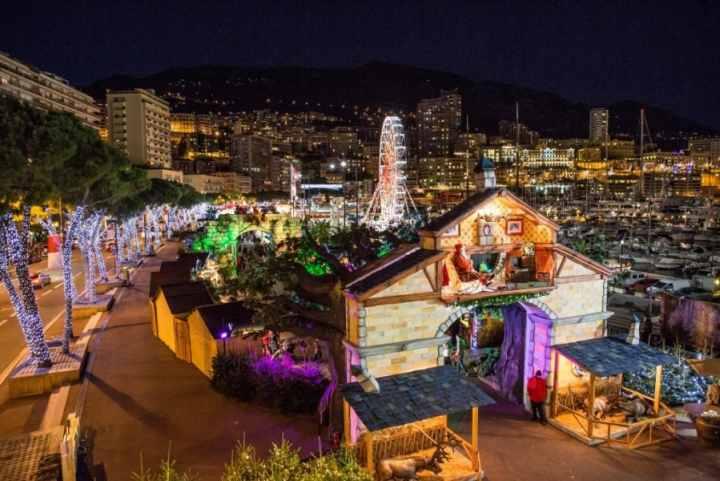 I mercatini di Natale nel Principato di Monaco  Date 2018