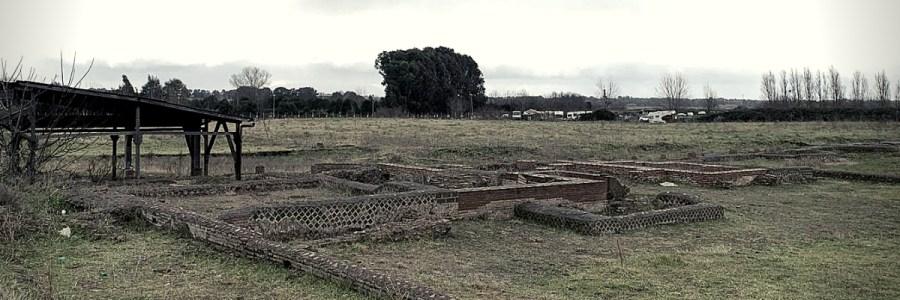 scavi via Siviglia Torvajanica