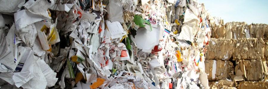 rifiuti discarica pomezia
