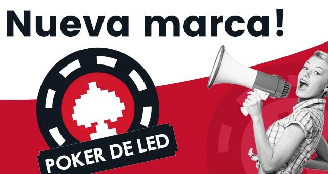 Poker de LED, nueva marca de productos de iluminacion LED