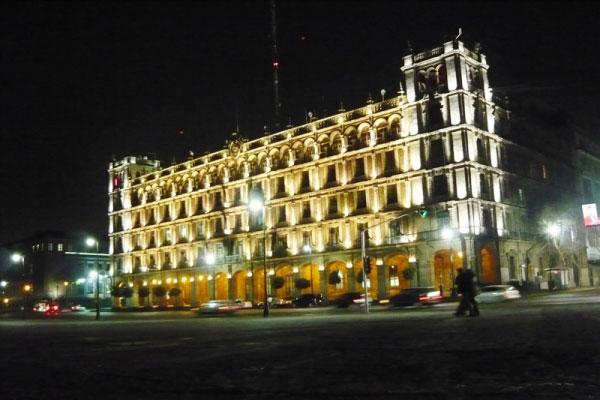 Edificio Gobierno del Distrito Federal