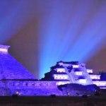 Ahora en El Tajín la iluminación causa controversia