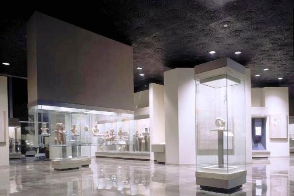 Museo Nacional de Antropología e Historia, Ciudad de México