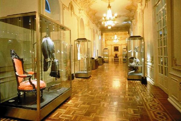 Museo Nacional de Historia Castillo de Chapultepec, Ciudad de México