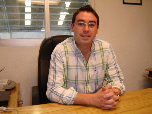 Pablo Gilbert Herrera, gerente de Operaciones de LJ Iluminación