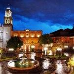 El Plan Maestro de Iluminación en San Luís Potosí, a la altura de los mejores de Europa
