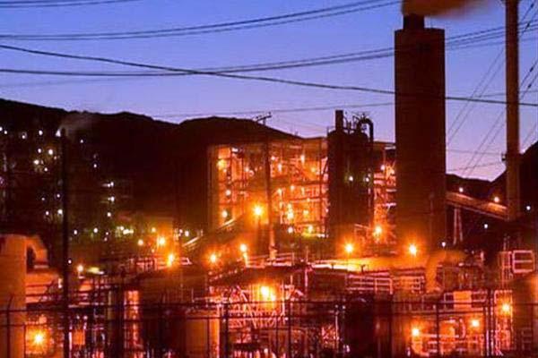 Una planta carbonífera puede ser Clase II, División 2, Grupo F. Foto: Lighting  Master ©