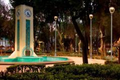 Parque México DF
