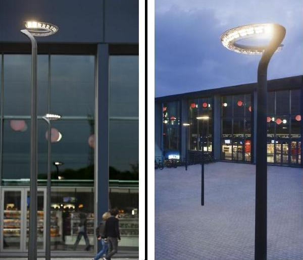 Iluminacion Urbana Inteligente