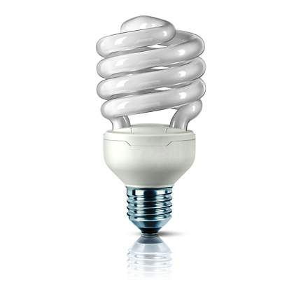 lámparas fluorescentes compactas