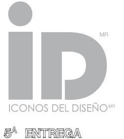 Iconos del diseño