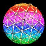 Con LEDs se recibe al año nuevo en Times Square