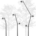 iluminación urbana, vial y residencial de LAMP