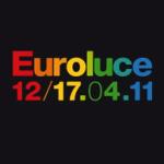 Italia lista para la feria Euroluce 2011