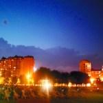 Pamplona, España, se niega al alumbrado público LED