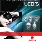 HAVELLS presenta su nueva línea de LED's