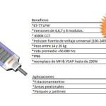 Se amplía el portafolio de OSRAM para alumbrado público con LEDs