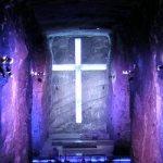 Iluminación LED para la Catedral de Sal en Colombia