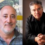 Cisneros y Narboni en la UAM Azcapotzalco