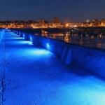 Valladolid, España, primer premio en City.People.Light Awards 2011