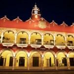 La Plaza Grande de Mérida estrena iluminación sustentable