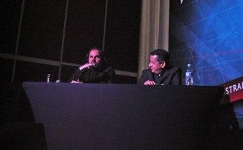 Rafael Monjaraz y Luis Lozoya