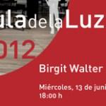 El Aula de la Luz presenta a Birgit Walter