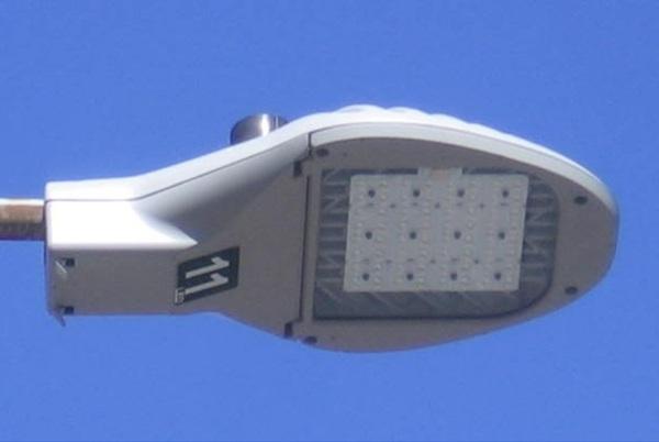 Luminarios para alumbrado p blico de vialidades con for Luces para exteriores precios