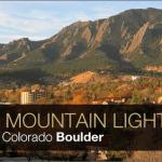 Curso de verano en el Rocky Mountain Lighting Academy