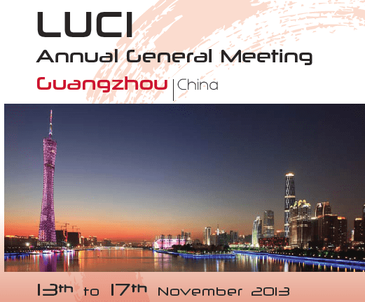 LUCI Annual meeting