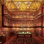 La iluminación de la biblioteca Morgan: de Edison a los LEDs